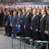 На съезде «Единой России» поддержали выдвижение Владимира Путина в кандидаты на пост Президента России
