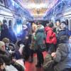 В ночь на Рождество работу метрополитен продлят на один час