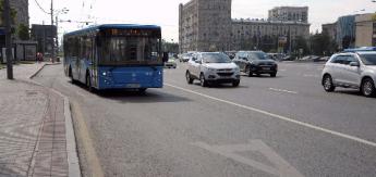 Дополнительные полосы появились на Кутузовском проспекте