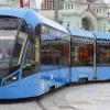 Трамваями на площади Тверская Застава стало пользоваться на 75 процентов больше пассажиров