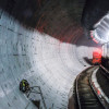 Больше 50 метров тоннеля построят на розовой ветке метро за неделю