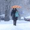 Мощный ветер и дождь со снегом сохранятся до вечера вторника