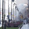 На Лесной улице начались подготовительные работы по программе городского благоустройства