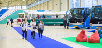 Навигация, чат-бот и квесты для пассажиров: в Москве наградили разработчиков Transport Haсkathon
