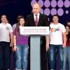 Лучшие волонтеры стали лауреатами премии «Доброволец России»