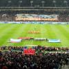 На обновленном стадионе в «Лужниках» состоялся первый матч