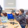 Квадрокоптеры и роботы: чем заняты школьники на современных уроках технологии