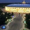 Ландшафтная подсветка украсит территорию «Лужников» к чемпионату мира по футболу