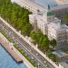 Комплекс зданий на Москворецкой набережной обрел инвестора
