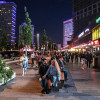 Число ресторанов и кафе возросло на 8% на благоустроенных улицах Москвы