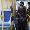 Остановку трех автобусов возле «Выхина» перенесли на неделю