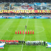 На Большой спортивной площадке «Лужников» прошел первый матч после реконструкции