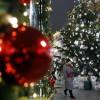 Более 250 елей украсили в Москве к Новому году