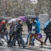 Более 40% месячной нормы осадков может выпасть в Москве в начале недели