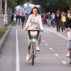 В сентябре совершено более 350 тысяч поездок на городских велосипедах