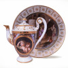 Русский фарфор из музейных и частных коллекций покажут на выставке в Москве