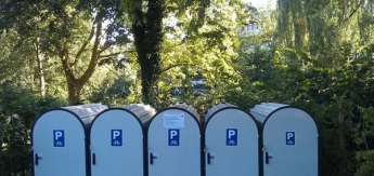Первые велобоксы для хранения велосипедов установят у станций МЦК