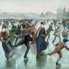 В московских парках организуют бесплатные тренировки по конькобежному спорту