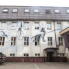 Необычное граффити на дизайн-заводе «Флакон»