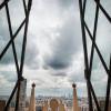 Шикарный вид на Москву с гостиницы Ленинградская