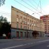 Вот такой «плоский дом» находится на улице Пресненский вал в Москве