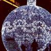 На Поклонной горе установят елочный шар с танцплощадкой внутри