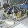 К концу года в Москва-Сити построят 9-этажный киноконцертный зал.