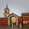 Покровский Ставропигиальный женский монастырь в Москве.