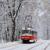 История трамвайного маршрута