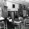 На станции «Курская» в годы ВОВ работала подземная библиотека