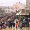 """27 лет назад в этот день состоялось знаковое событие – на Пушкинской площади открылся первый в СССР """"Макдональдс""""!"""