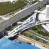 В Москве появится 250-метровый мост-галерея