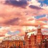 Волшебные краски московской весны