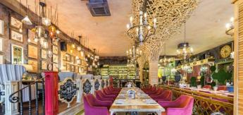 5 ресторанов Москвы с животными