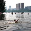 B четырех зонах отдыха Москвы запретили купаться