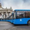 Некоторые маршруты наземного транспорта изменятся в январе из-за подготовки к Параду Победы