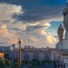 Самая красивая крыша Москвы.