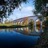 7 самых красивых мостов Москвы