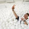 Самый большой в мире бассейн шаров – в Москве