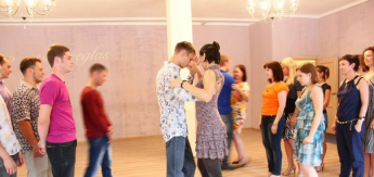 Бесплатный ознакомительный урок танго в школе «Танго без правил»
