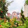 Уже видели эти праздничные арки в центре Москвы?