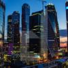 Яркая и летняя Москва